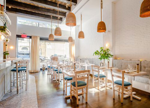 Popular Newcomer Kyma Brings Signature Greek Style to Massive New UWS Location
